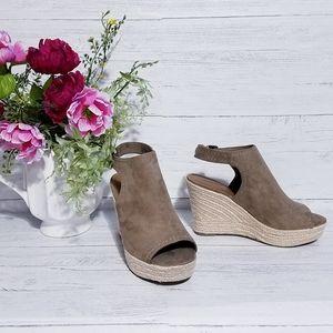 NWOT ⚘Universal Thread ⚘Wedge Sandals